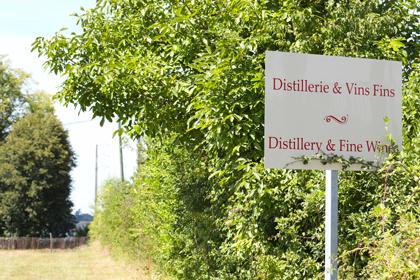 Distillerie et vins fins