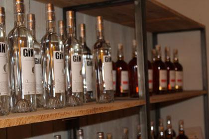 Gin artisanal et Fine Bordeaux distillés à bordeaux